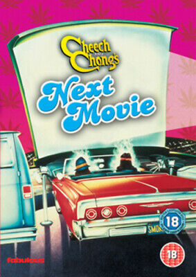 Cheech and Chong's Next Movie DVD (2016) Cheech Marin ***NEW***