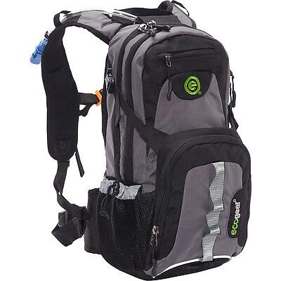 ecogear Water Dog - Black Hydration Pack NEW