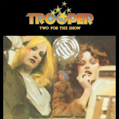 Trooper - Two For The Show New Cd