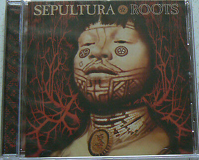 Roots - Sepultura (Cd)  Neuf Scelle