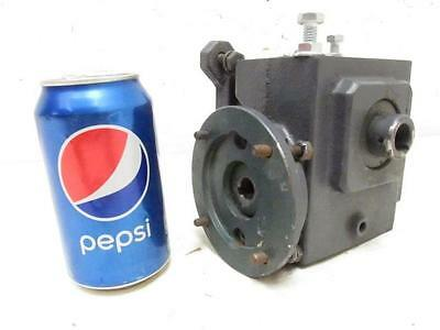 Grove Model FHMQ213-1 Gear Transmission Reduction Box Speed Reducer Ratio 15:1