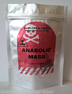 ANABOLIC  MASS  PRO ANABOLIC MUSCLE GAINS TESTOSTERONE BOOSTER -100 caps