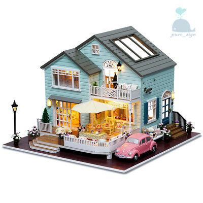 DIY Handcraft Miniature Project Kit My tenderness Memories Dolls House