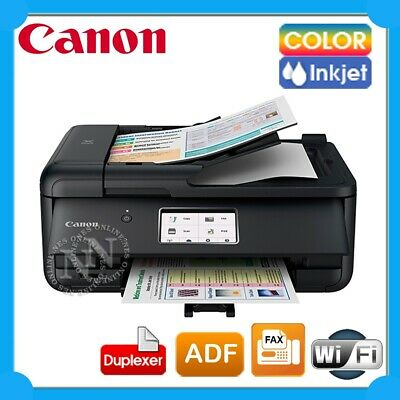 Canon PIXMA MX926 Wireless MFP Printer FREE upgrade to TR-8560 w/ PGI-680/CLI681