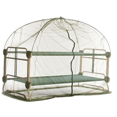 Disc-O-Bed Camping Mosquito Net - Fits Over ALL Camo & Kid Bunk Systems