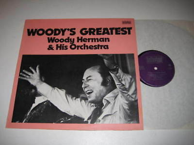 LP/WOODY HERMAN/WOODY`S GREATEST/bellaphon BI 15117
