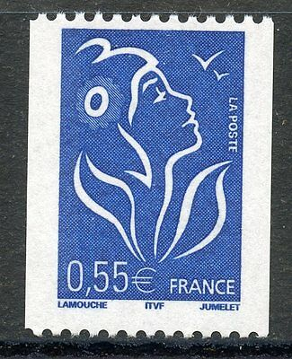Stamp / Timbre France Neuf N° 3807 ** Marianne De Lamouche / Roulette /