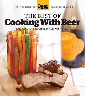 The Best of Cooking with Beer by Sara Dumford (2016, Paperback)