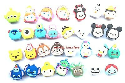 wholesale Popular cartoon TSUM mix children Shoe Charms Jibbitz