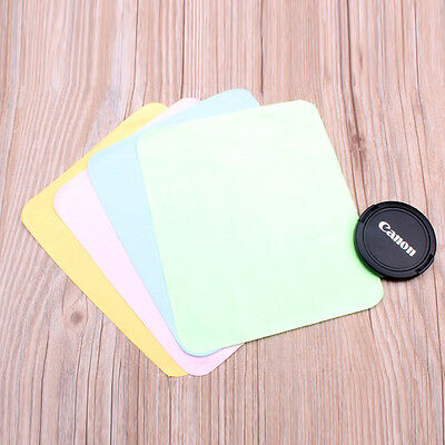 New Microfiber Phone Screen Camera Lens Glasses Cleaning Cloth