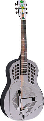 Regal RC-51 TRICONE RESONATOR GUITAR, bell brass body, Spider. From Hobgoblin