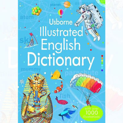 Illustrated English Dictionary Book By Jane Bingham
