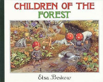 Children of the Forest by Elsa Beskow (English) Hardcover Book Free Shipping!