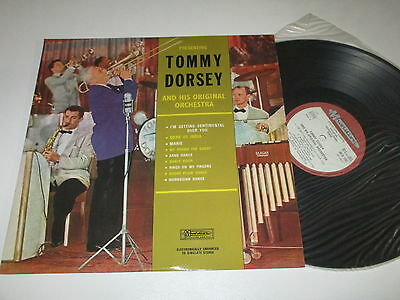LP/TOMMY DORSEY AND HIS ORIGINAL ORCHESTRA/musidisc 1202