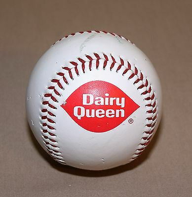 Dairy Queen Baseball Promotional Giveaway