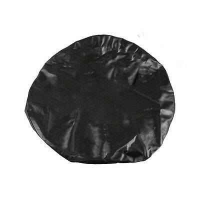 17'' Auto Car Wheel Tire Tyre Cover Case Soft Pouch Bag Protector Cover Black