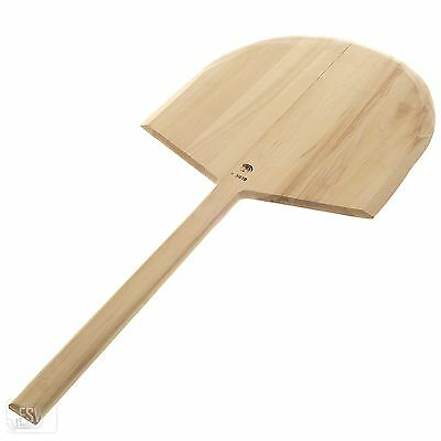 "PIZZA PEEL WOODEN  16""x18"" Blade"