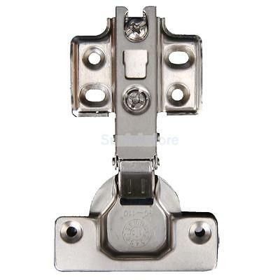 Self Close Full Overlay Hinge Concealed Door Kitchen Cabinet Cupboard Closet