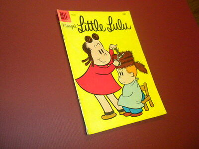 LITTLE LULU - MARGE'S #91 Dell Comics 1956 vintage TUBBY