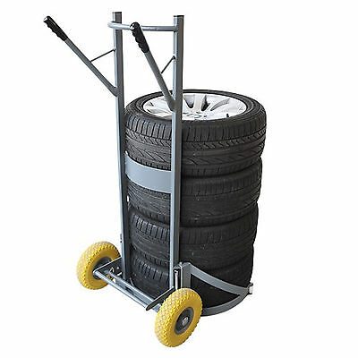 Sip 09824 Winntec Tyre And Wheel Cart