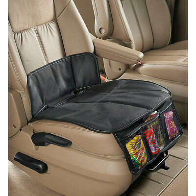 High Road Seat Protector Mat - Black Trunk and Transport Organization NEW