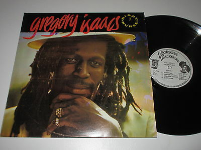 LP/GREGORY ISAACS/NIGHT NURSE/African Museum JAMAICA (no number)
