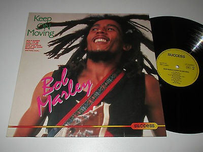 LP/BOB MARLEY /KEEP ON MOVING/Success LP 205810