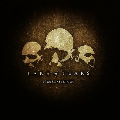 Lake Of Tears  Black Brick Road Cd Limited Edition
