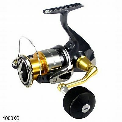 Shimano 15 TWIN POWER SW 4000-XG Spinning Reel New!