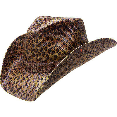 Peter Grimm Rowdy Drifter Hat - Leopard Hats/Gloves/Scarve NEW