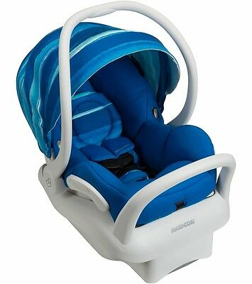 Maxi Cosi Mico Max 30 Special Edition Infant Car Seat and Base in Watercolor New