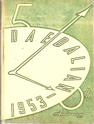 Texas State College for Women Denton 1953 Yearbook Annual University