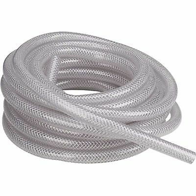 "Clear Reinforced Hose 3/8""Id X 300' Roll"