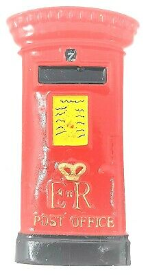 Post Box Fridge Magnet Red Traditional London English British Souvenir Gift UK