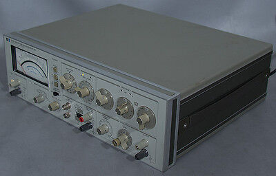 HP/Agilent 339A Distortion Measurement Test Set w/Option 001 (Opt. 1)