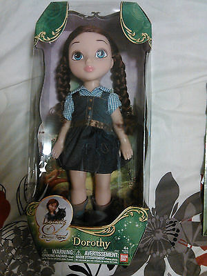 Legends of Oz Dorothy Returns: Dorothy doll 2013 16 inches tall