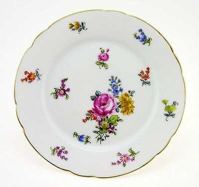 Antique Herend Plate Ca. 1900 -1920