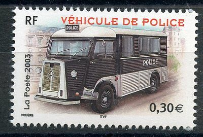 Stamp / Timbre France Neuf N° 3616 ** Collection Jeunesse / Vehicule De Chantier