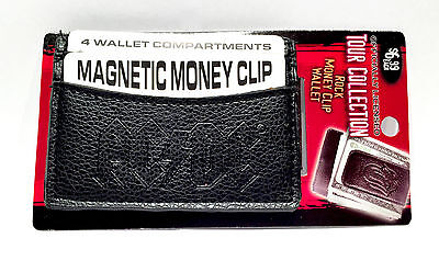 AC / DC Wallet Money Clip Billfold Magnetic Official Tour Collection Rock Music