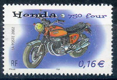 Stamp / Timbre France Neuf N° 3508 ** Moto / Honda