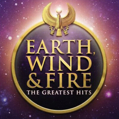 Earth, Wind & Fire : The Greatest Hits CD (2010) ***NEW*** Fast and FREE P & P