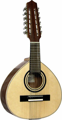 Carvalho Spanish 12 string BANDURRIA, Sapele & solid spruce. From Hobgoblin