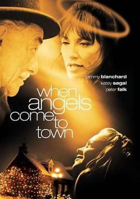 When Angels Come To Town New Dvd