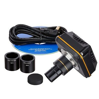 8.5MP High-Speed USB 3.0 Digital Microscope Camera
