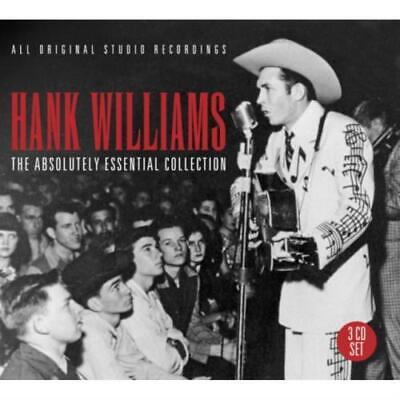 Hank Williams - The Absolutely Essential Collection New Cd