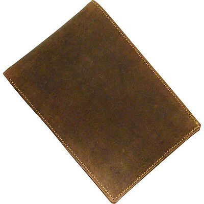 Visconti RFID Hunter Oiled Leather Travel Mens Wallet Travel Wallet NEW