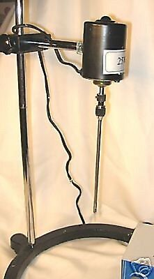 Electric overhead stirrer mixer variable speed 100W New