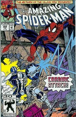 Amazing Spiderman # 359 (USA,1992)