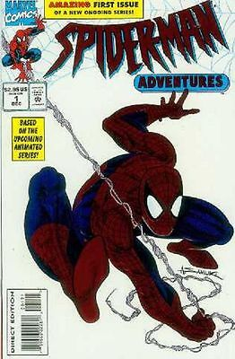 Spiderman Adventures # 1 (collector's edition) (USA, 1994)