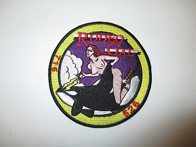 b8510 US Air Force Groom Black Ops Rodeo Gal 716 526 DC130 Killer TSSAM IR24E